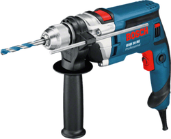 Bosch - Bosch GSB 16 RE 13 MM 750W Darbeli Matkap